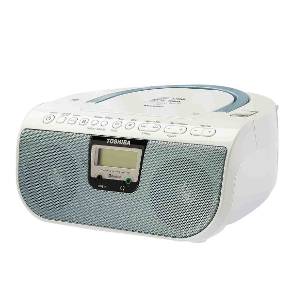 Radio Cassette with Bluetooth & USB and CD Player TY-CWU11