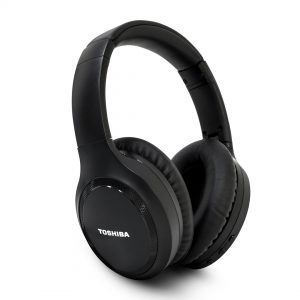 Noise-Cancelling Wireless Headphones BT1200H